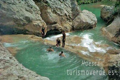 Turismo Verde Huesca. Valle de Rodellar – Sierra de Guara
